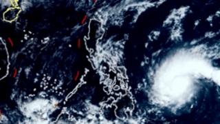 """台风""""巴蓬""""生成 预计25日起影响南海"""