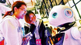 北京百亿机器人产业服务冬奥