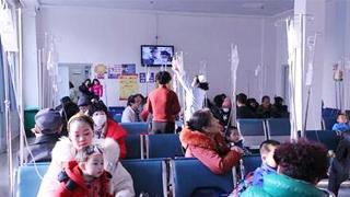 疾控中心介绍流感疫情:地区有差异 总体中等流行水平