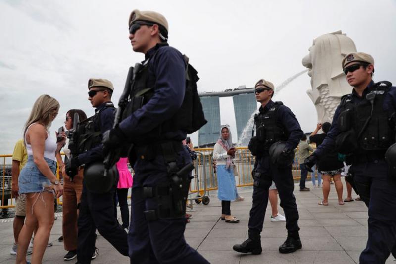 ?抗議莫迪政府新法 印男子在星非法集會受查