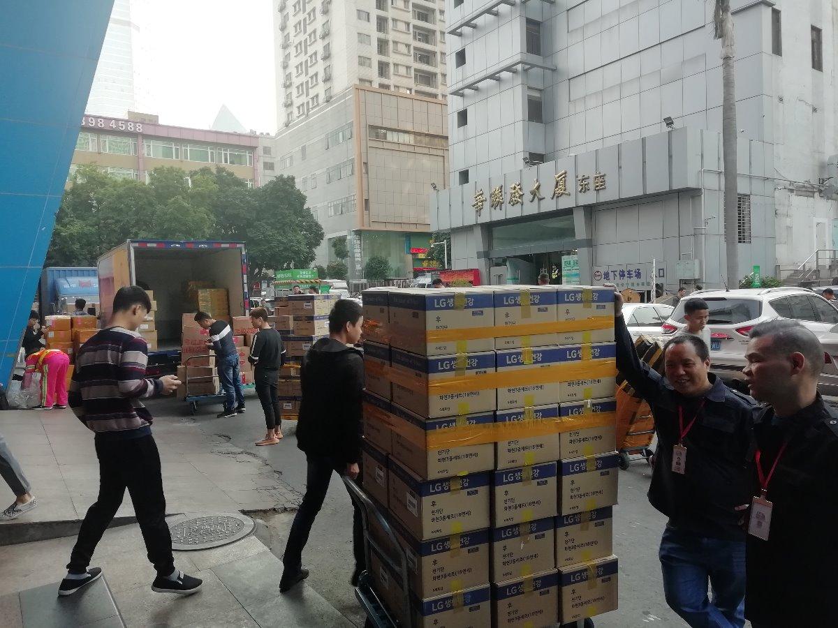 抢抓香港暴乱机遇 华强北商城纷转型做美妆 40万难求一商铺