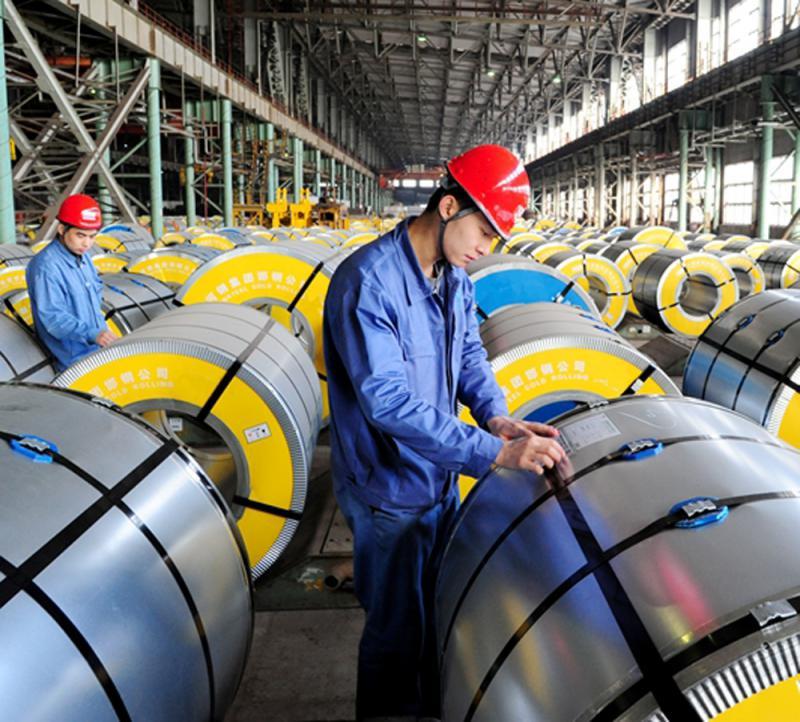 ?河鋼:5G讓鋼鐵業實現智能製造