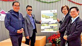?香港發展局打造海濱長廊 多元設計段段有特色