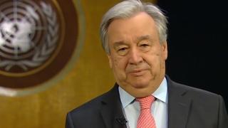 联合国秘书长2020新年致辞:青年就是当今世界的希望