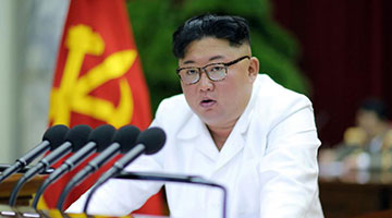 """朝鮮五中全會:金正恩吁""""進攻性""""衛國 新年開辟新路徑"""