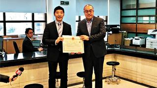 上海頒出首張外商投資企業營業執照