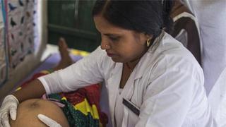 世界卫生组织:全球将还需要900万护士和助产士