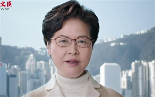 特区政府回顾2019  林郑月娥:走出困局,重新出发