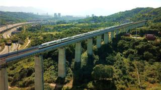 ?国铁年内投产2000公里高铁新线