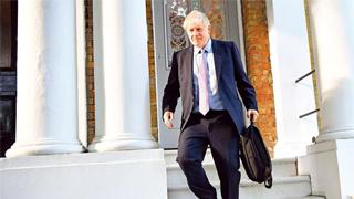 約翰遜將首會歐委會主席 強調2020年底前達貿易協定