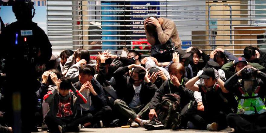 李家超:相信有暴徒曾受外地人訓練 有組織有部署絕非烏合之眾