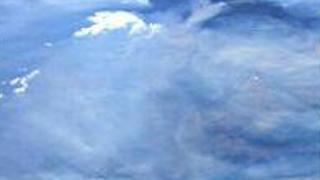 国际空间站宇航员俯瞰澳林火 感叹规模之大前所未见