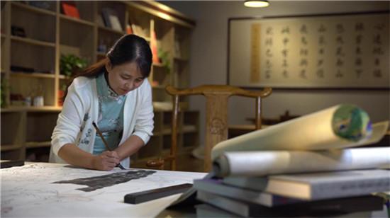 瑞鼠迎春 賀新年:中國杰出書畫名家溫太云