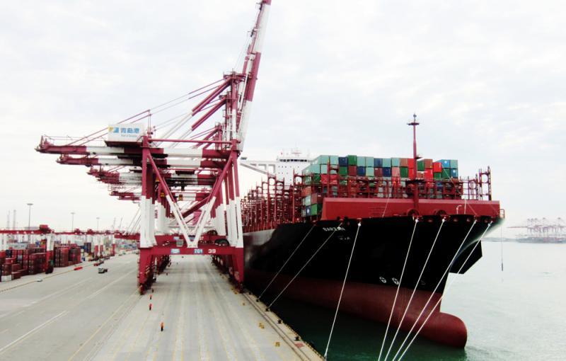 互利共赢\贸谈吹暖风 美货进口连增两月