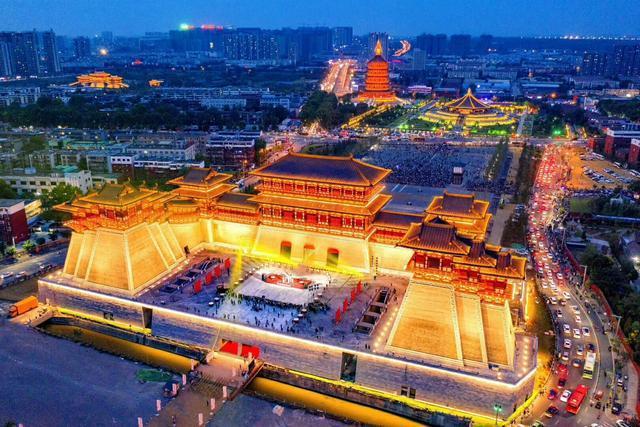 春節,來隋唐洛陽城體驗祈福文化