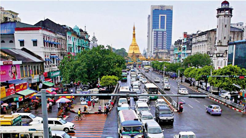 明觀四海\港企投資緬甸迎新機遇