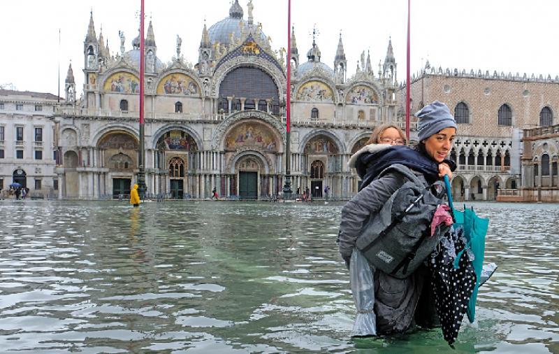 ?全球长期风险 环境议题包揽前五