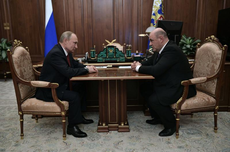黑马杀出 米舒斯京出任俄总理