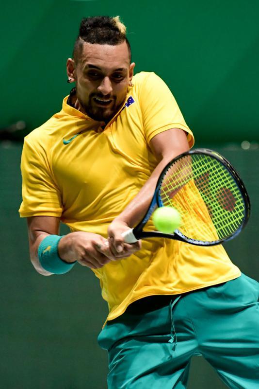 网球手出钱出力救助澳洲山火