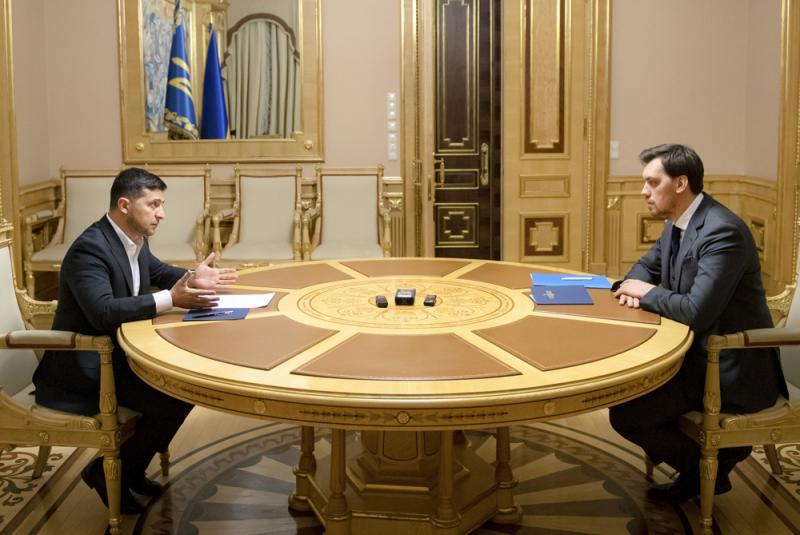 ?乌总统要求贡恰鲁克留任总理