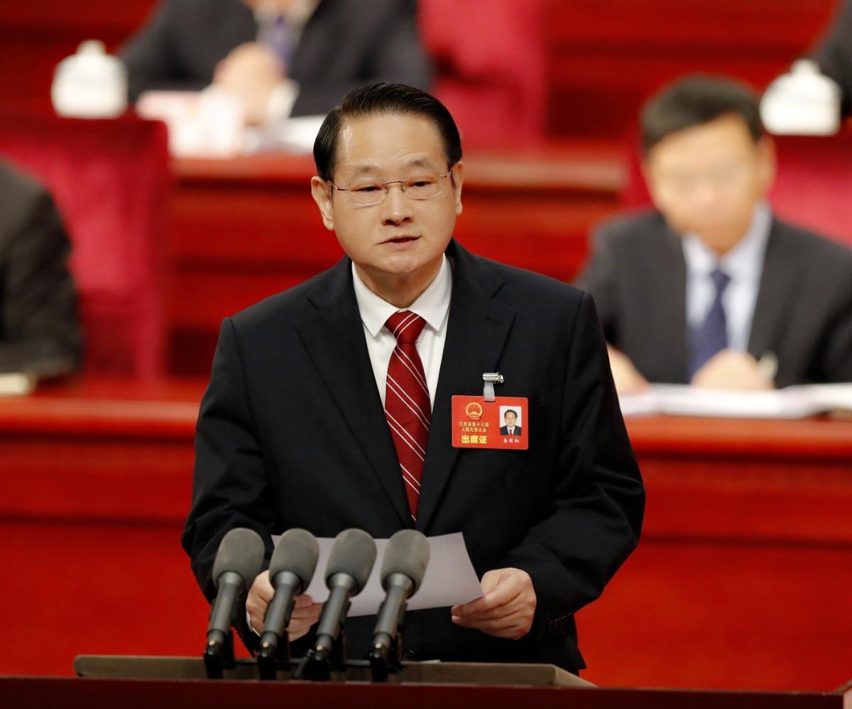 江西省长:积极对接粤港澳大湾区