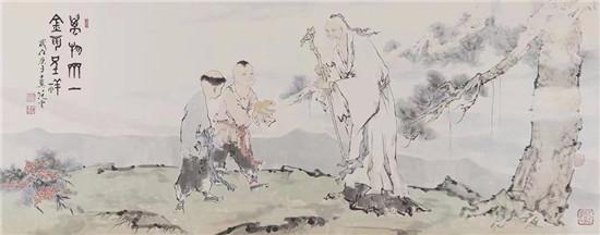 榮寶齋庚子年范曾新春展開展