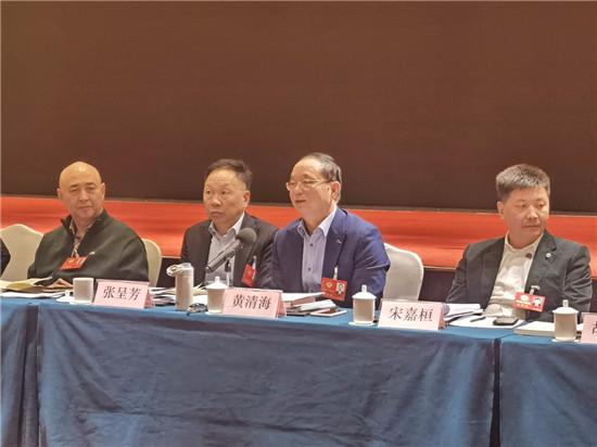 港澳委员建言山东发展 倡促进鲁港澳经济合作