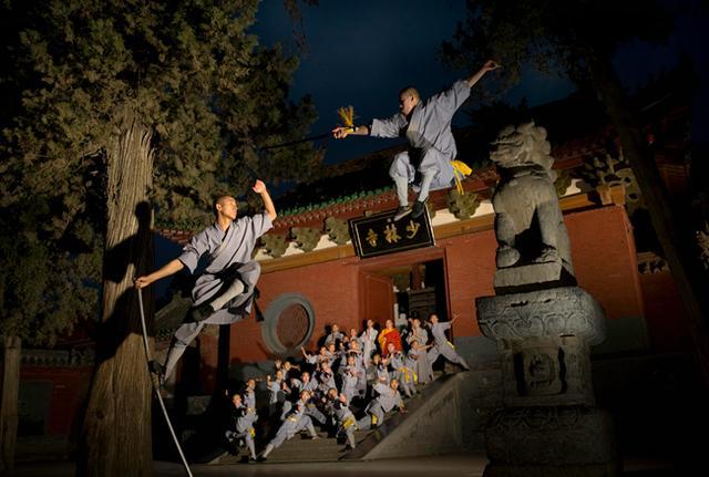 尋傳統年味 嵩山少林推出新春祈福