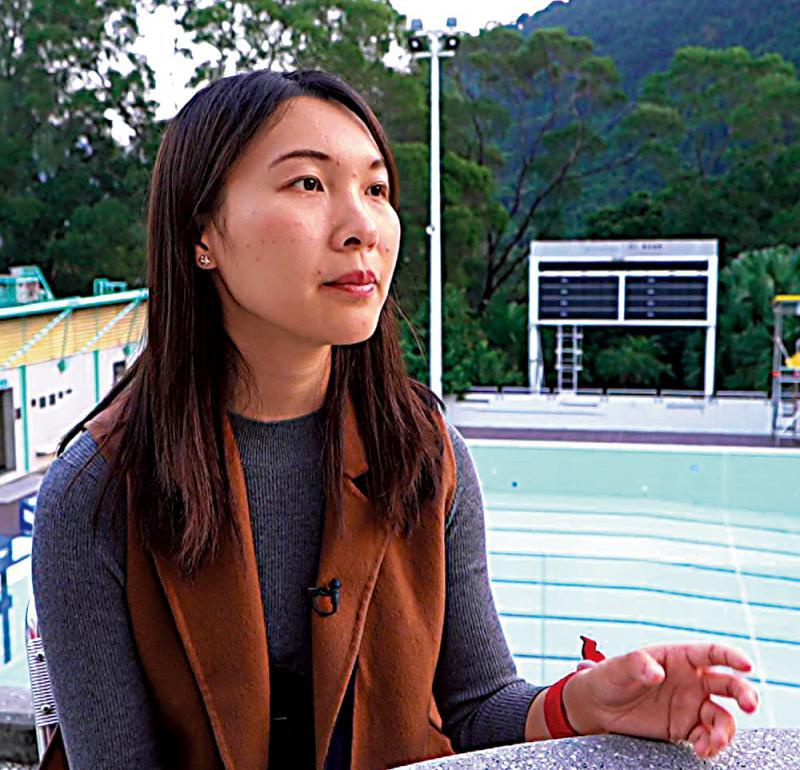 ?新闻故事\中大内地生:我们都想香港更好