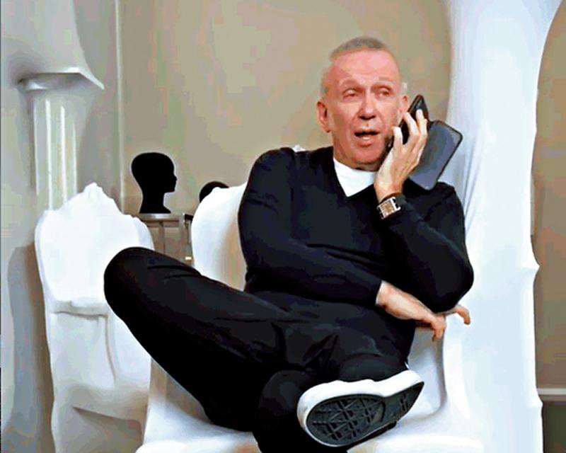 """?法""""时尚老顽童"""" Jean Paul Gaultier 退休"""