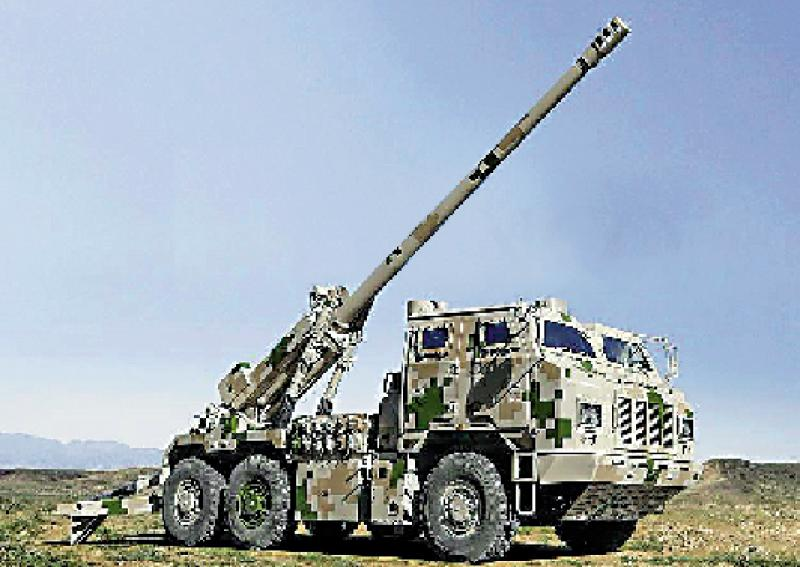 ?155毫米加榴炮:无人机支援先发制敌