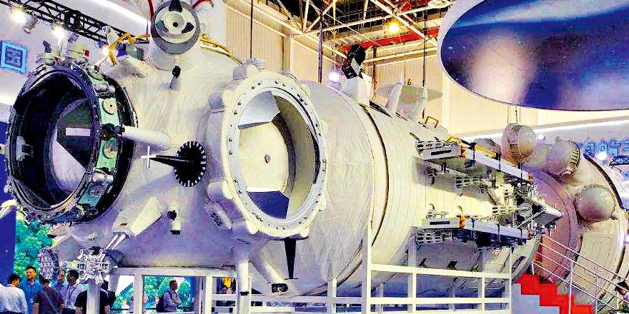 中国空间站上半年将在轨建造