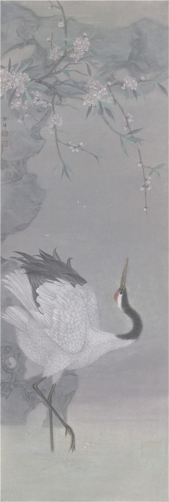 中國杰出書畫名家李朝陽