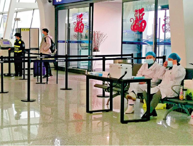 ?武汉有序控疫 确诊病患免费救治