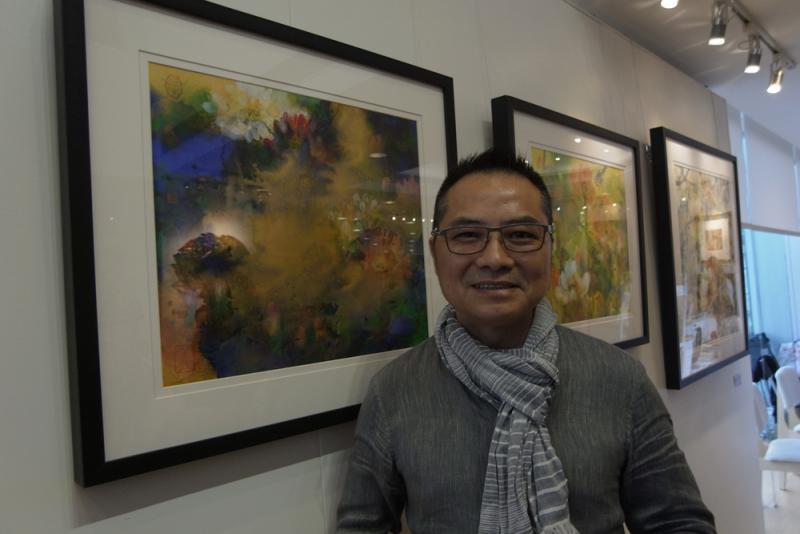 ?林天行 香港美协主席