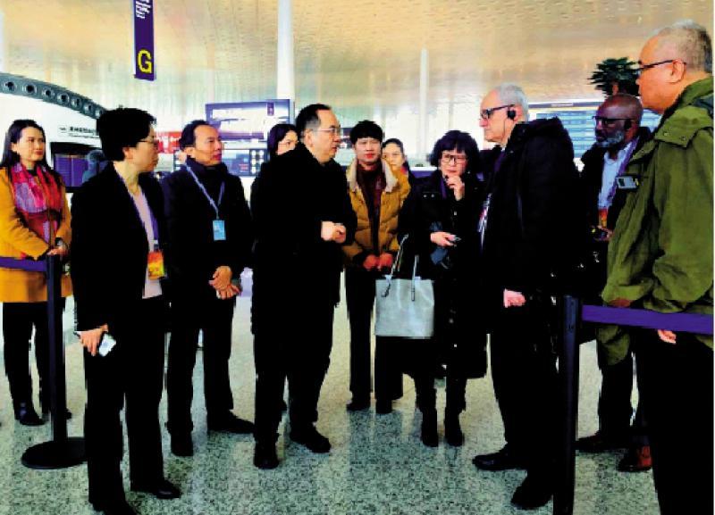 ?中国将出席世卫会议分享疫情信息