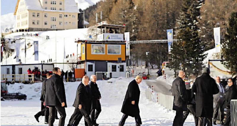 ?谋窃听达沃斯各国领导 两俄间谍扮水管工被抓