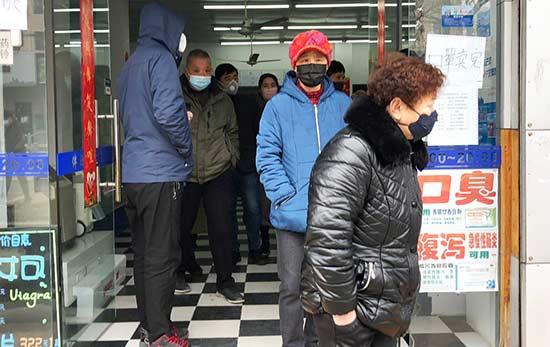 上海协调落实口罩2500万只 向药房批量投放4毛6分平价口罩