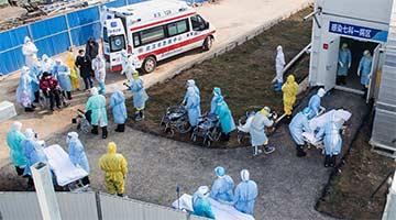 世卫中方代表︰中方高效通报疫情 国际社会勿制造恐慌