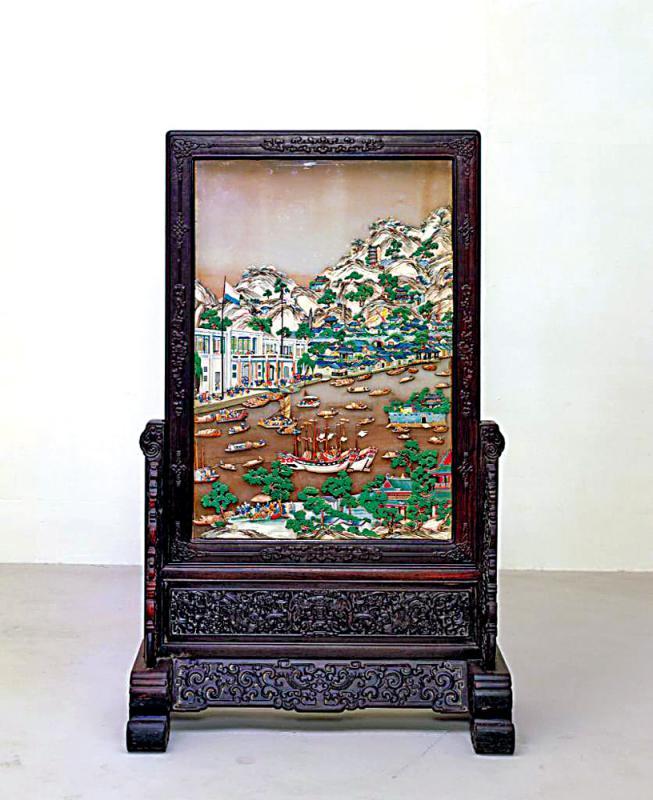 """""""大湾""""之光系列(三)/明清两朝,粤外贸大盛/姜舜源(文/图)"""