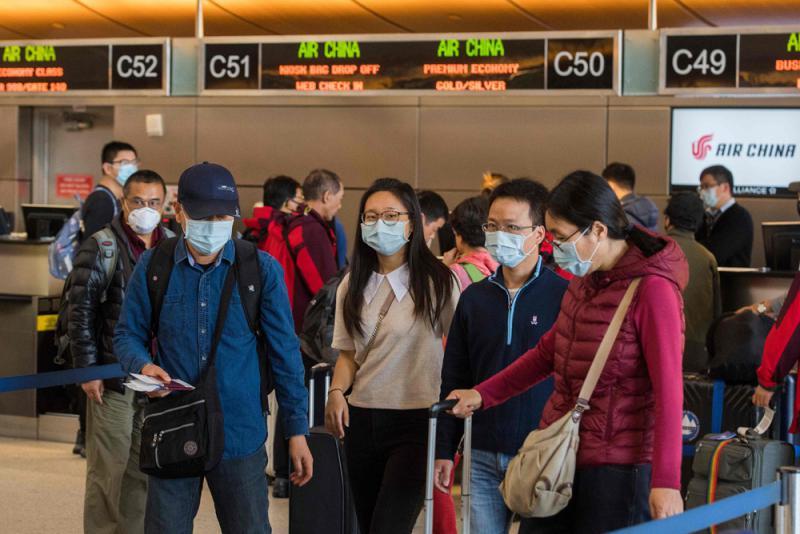 ?世卫拟游说航空公司复飞中国