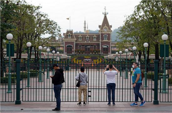 新型肺炎|迪士尼:香港園區第二季收益料減11億港元
