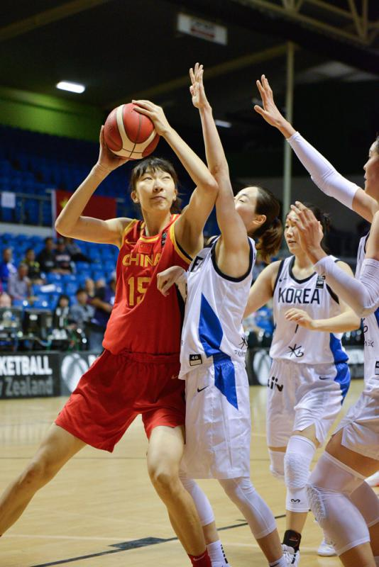 ?中國女籃征戰奧運外名單出爐