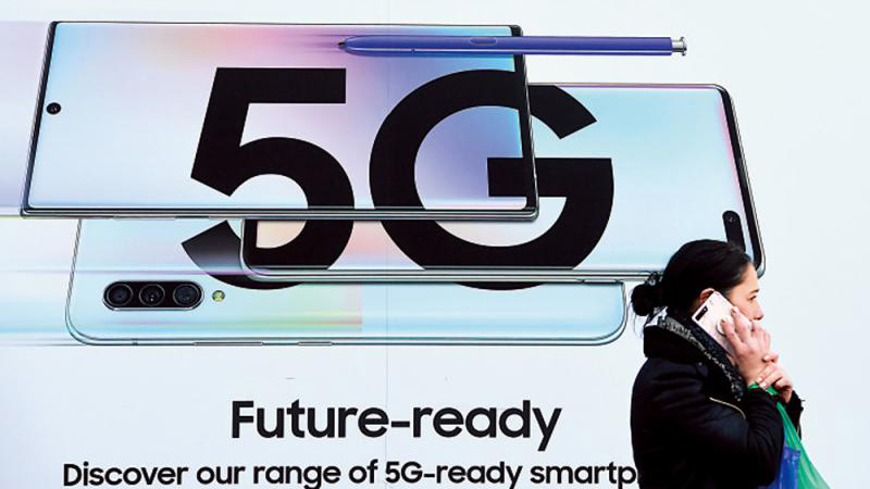 美拟开发5G新方案 或落后华为两年