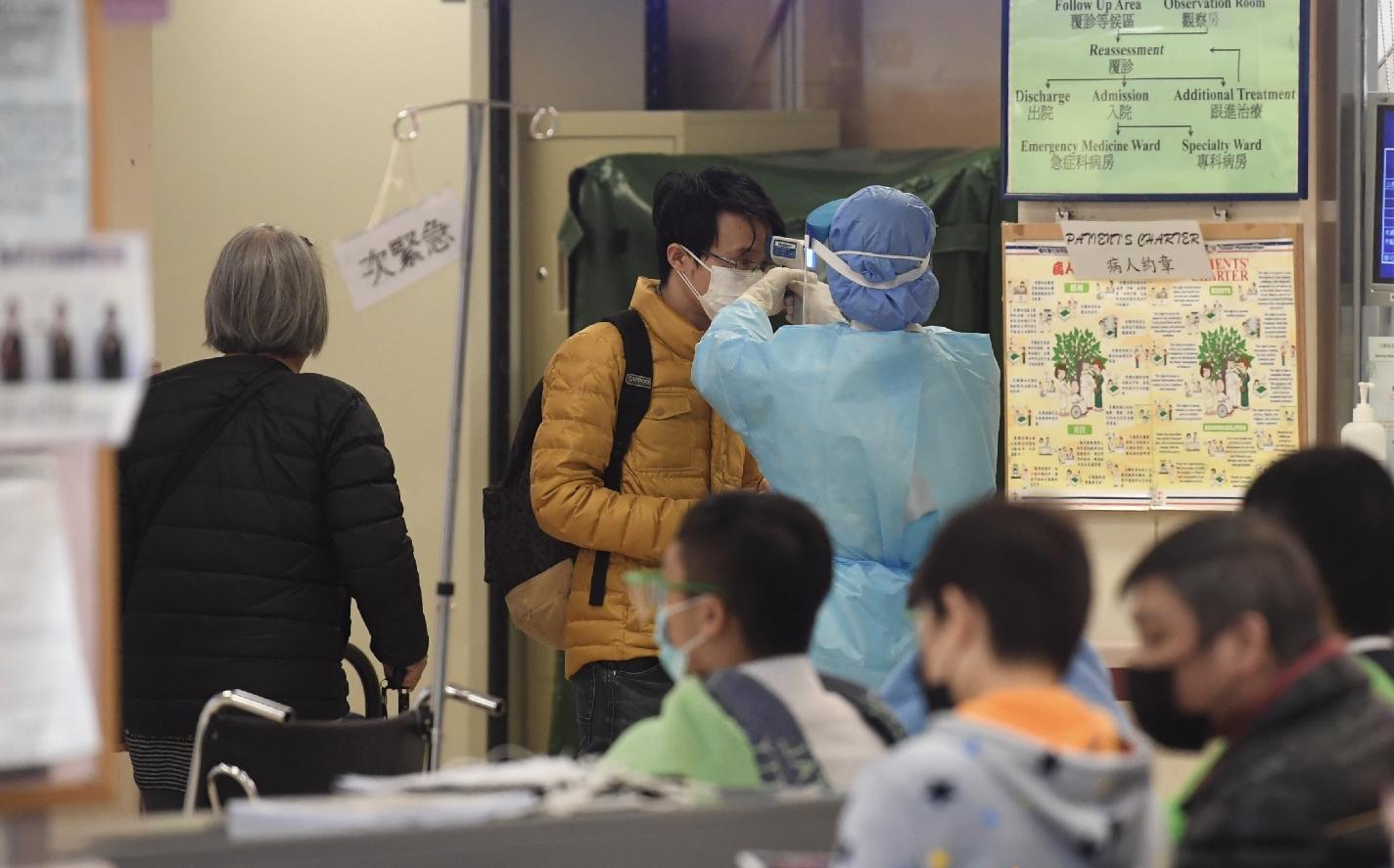 港科大研快速测试仪投用 40分钟检新病毒