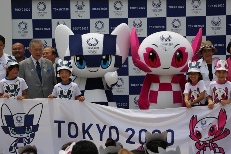 ?東京奧組委:奧運絕不取消