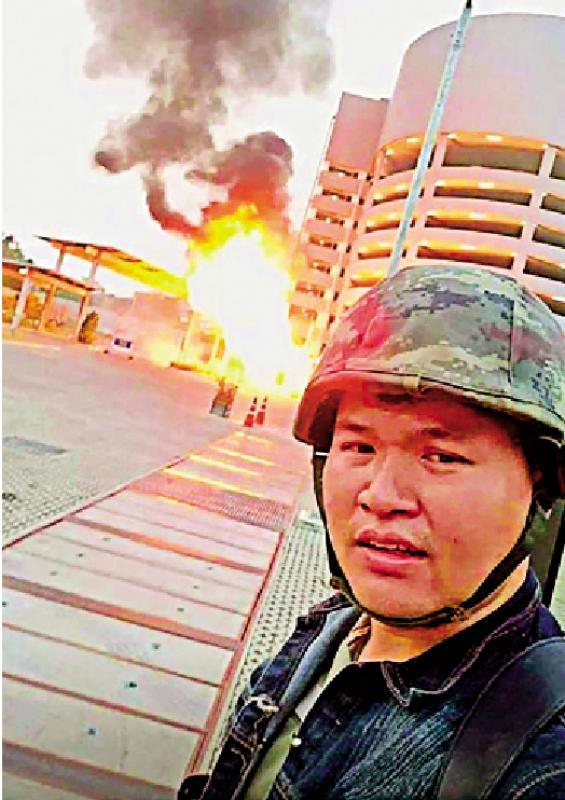 ?泰國軍人槍殺同袍平民 至少17死21傷