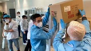 科学园征用初创厂房 设生产线每日制10万口罩