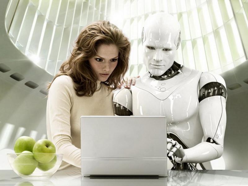 ?國際經濟/機械人分析師興起 效益勝人類