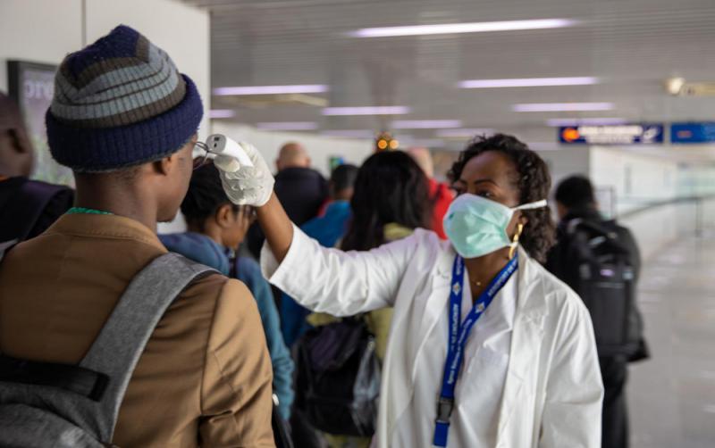 ?非洲缺檢測設備 醫生憂疫情大暴發